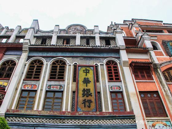 Dawei Ancient Town