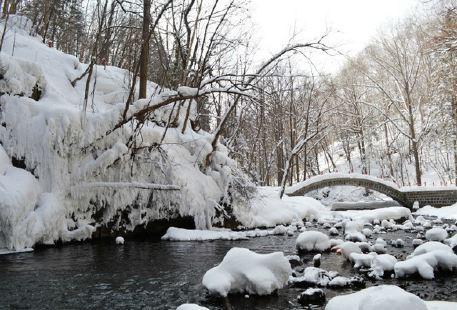 吊水湖森林生態風景區