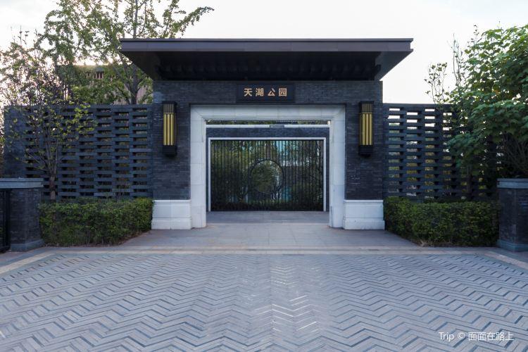 Jinke Tianhu Park (North Gate)1