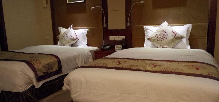 安徽水利和順大酒店中餐廳1