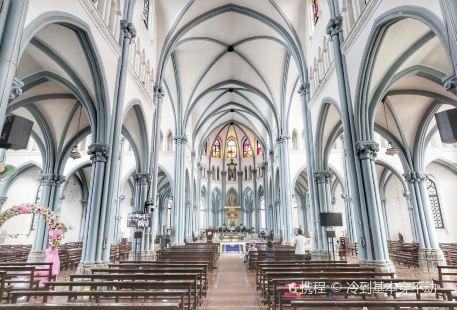 Tangzhentianzhu Church