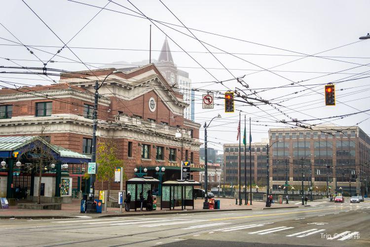 之西雅圖國王街車站4