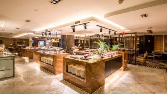 浙江飯店·喝彩自助餐廳