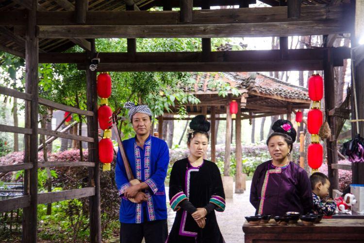 Basha Miao Nationality Village3