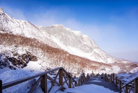 Changbai Mountain Scenic Area