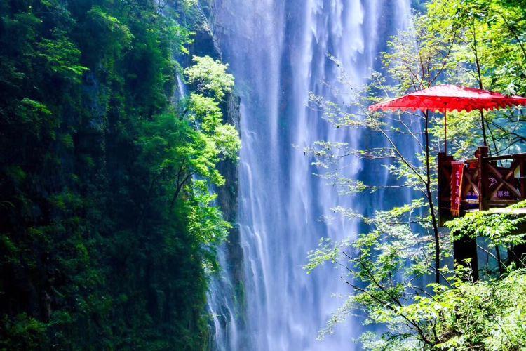 三峽大瀑布4