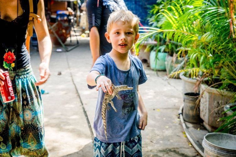 Battambang Crocodile Farm3