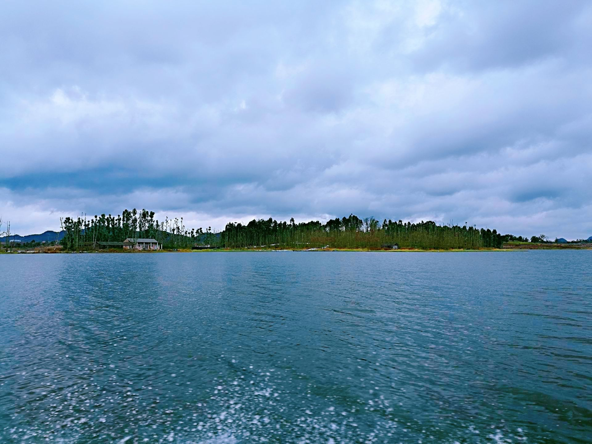 Tinghu Scenic Area