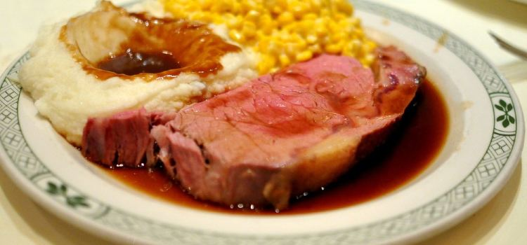 Lawry's The Prime Rib(Beverly Hills)3