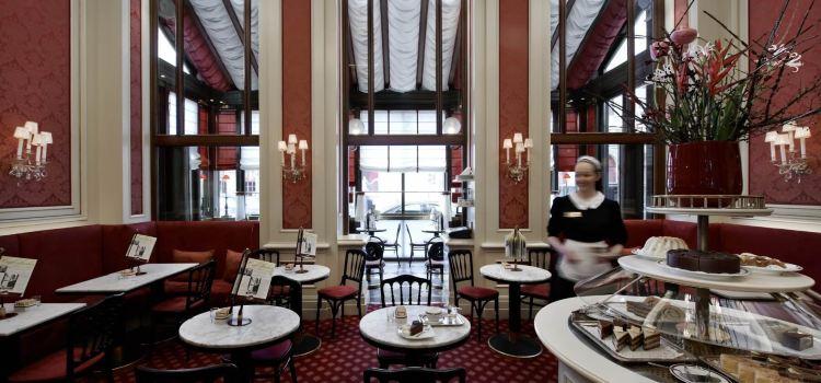 Cafe Sacher Vienna2