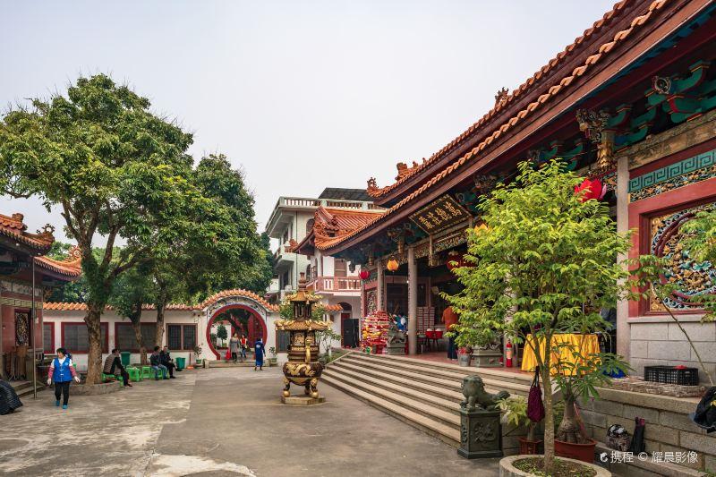 Nanshan Temple