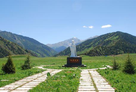 細君公主墓