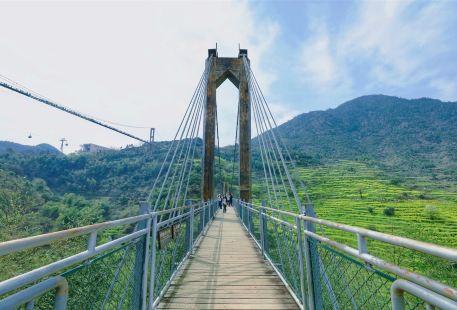 臥雲懸索橋