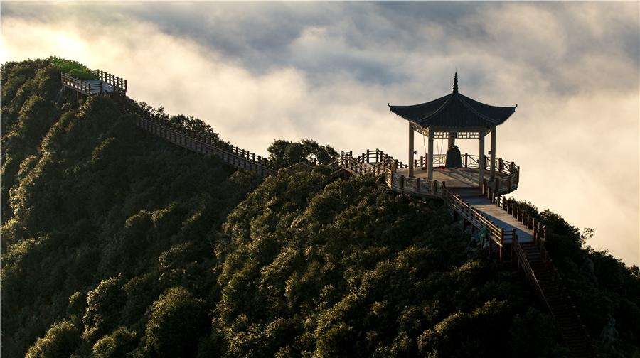 梅花山旅遊景區