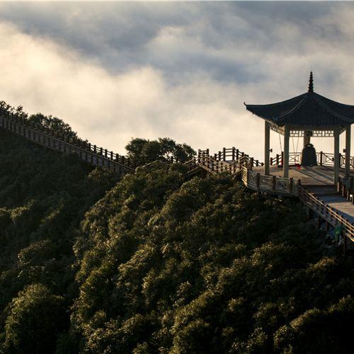 Meihua Mountain Tourism Sceneic Area