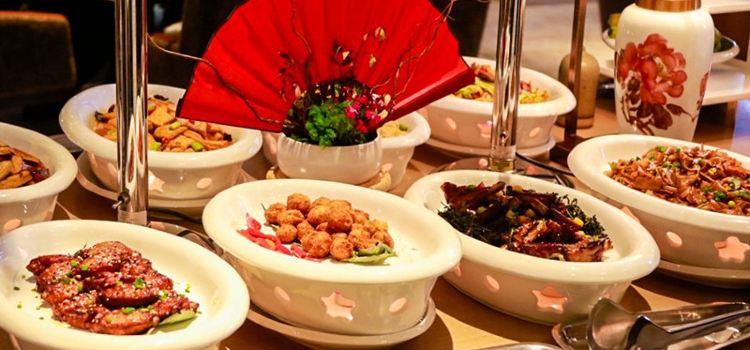 Jin Mao Hao Hua Jing Xuan Hotel Lobby Bar2