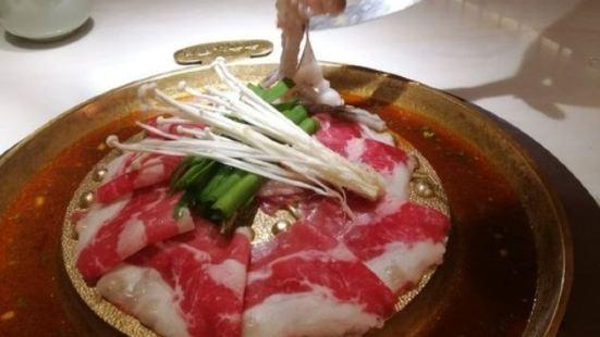 牛牛章魚水煎肉(萬達店)