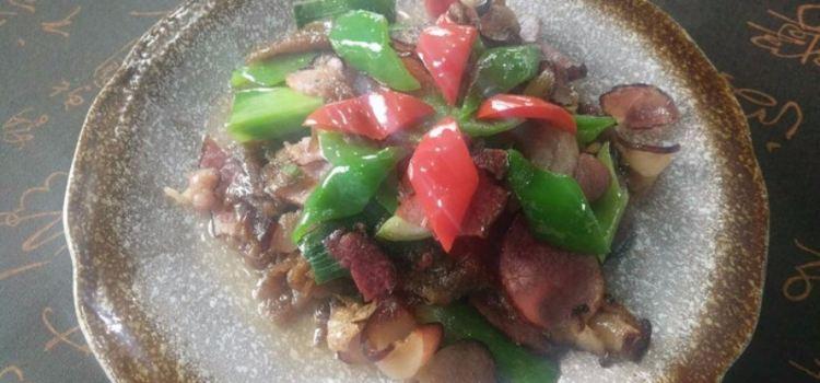 土灶洋芋飯1