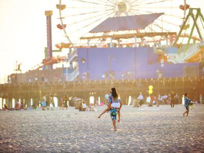 聖莫尼卡海灘