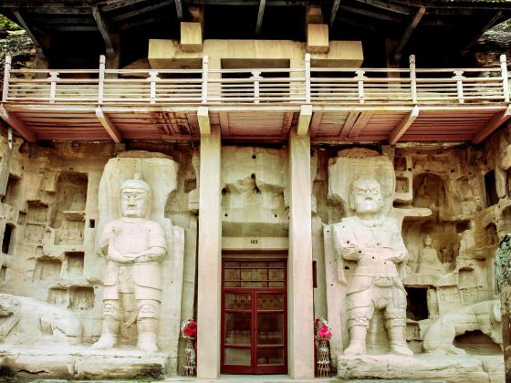 Northern Cave Temple