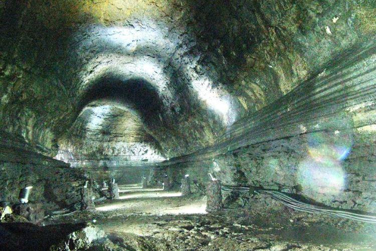 제주 화산섬과 용암동굴1