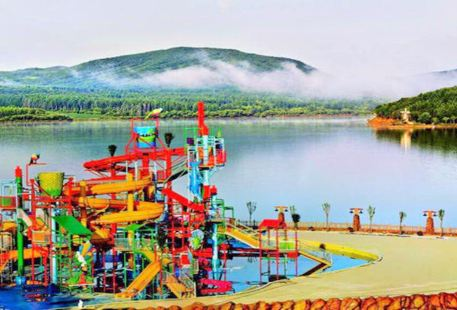 Moon Island Russian Style Water Park