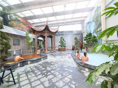 Aishan Hot Spring