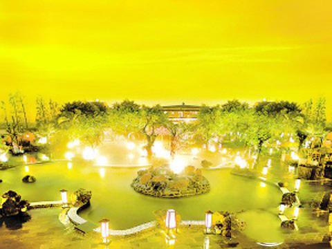 Miranda Ichon Hot Spring