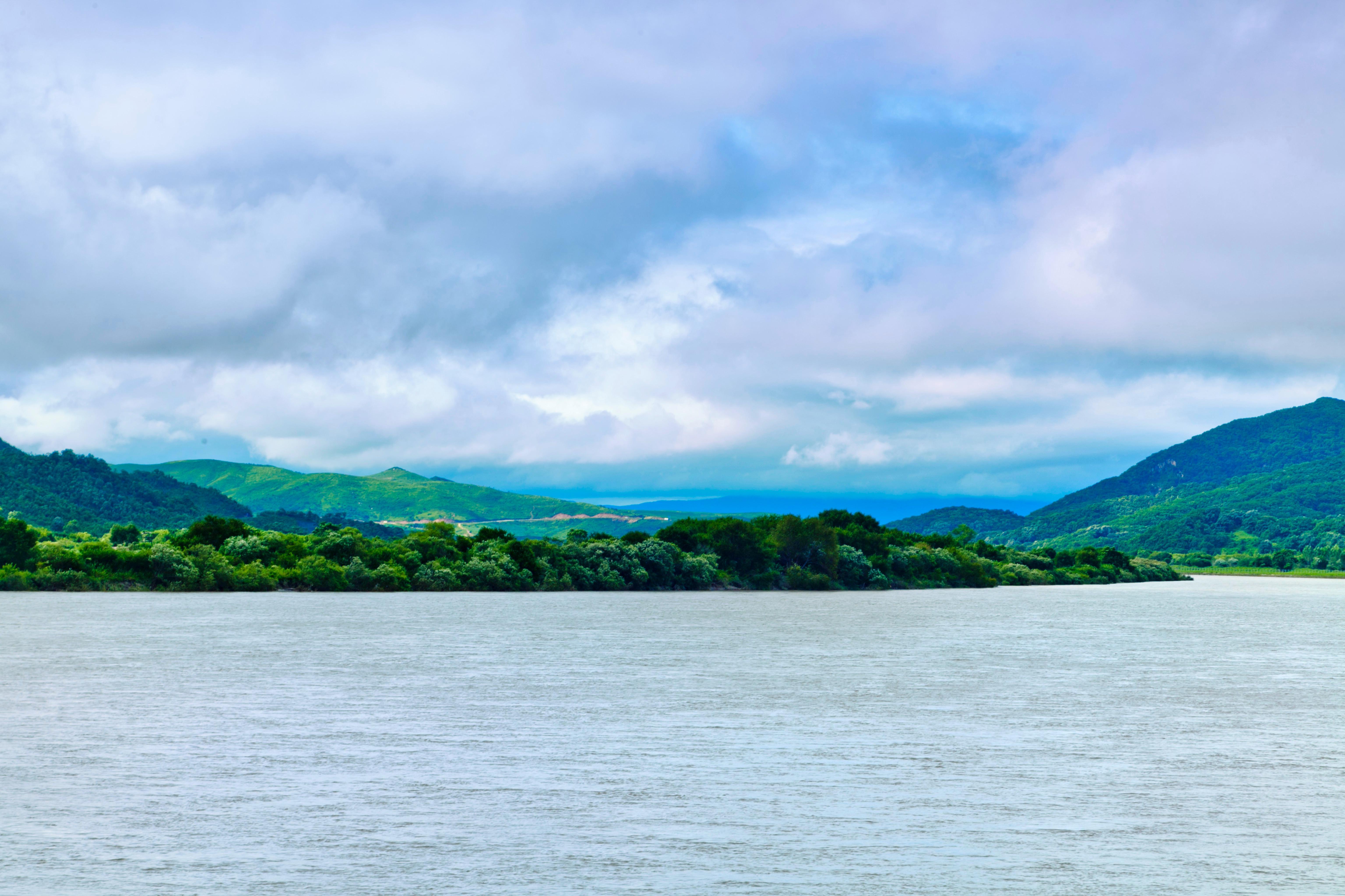 Tumen flumen National Park