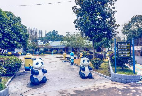 休寧大熊貓生態樂園