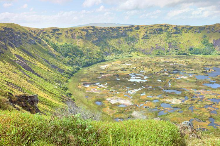 拉諾廓火山