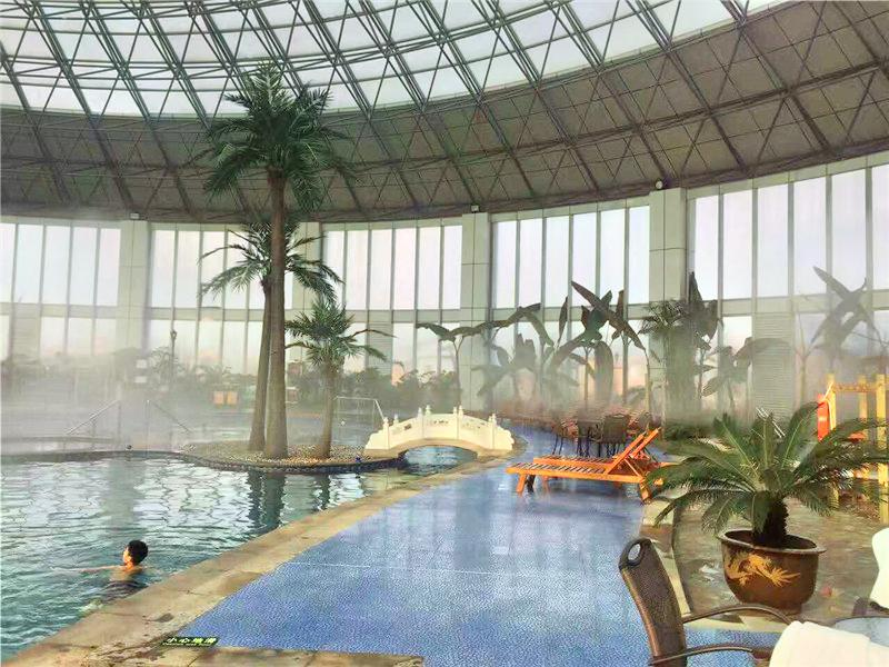 Hot Spring in Shenghao Seasons Hotel