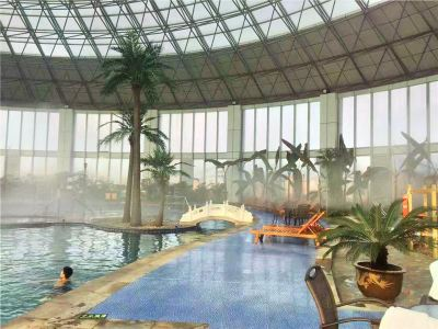 Hot Spring in Shenghao Seasons Hotel