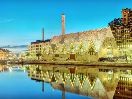 哥德堡魚市