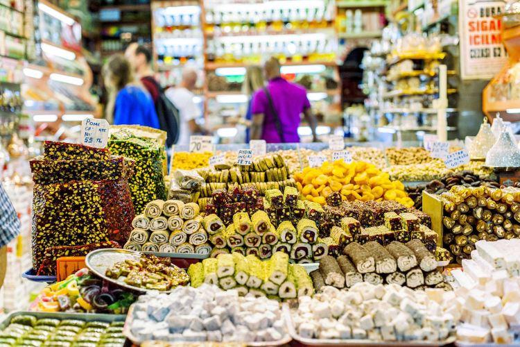 Egyptian Bazaar1