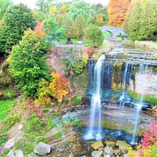 Webster's Falls Conservation Area