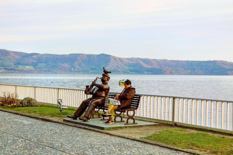 洞爺湖Gurutto雕刻公園