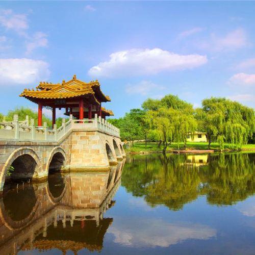 青雲山民俗遊樂園