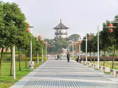 Gaoyoudieyuan Square