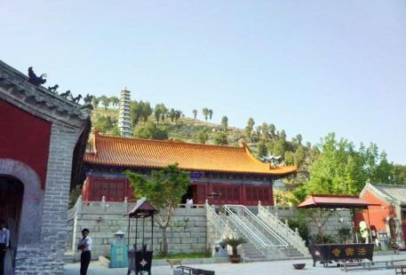 Fayun Temple