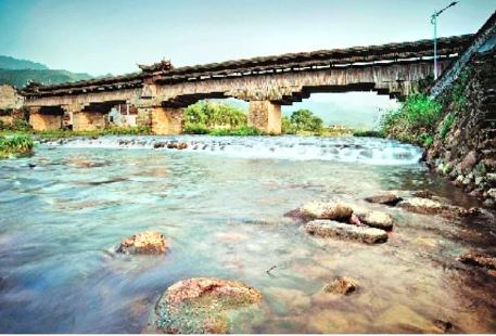 Anren Yonghe Bridge