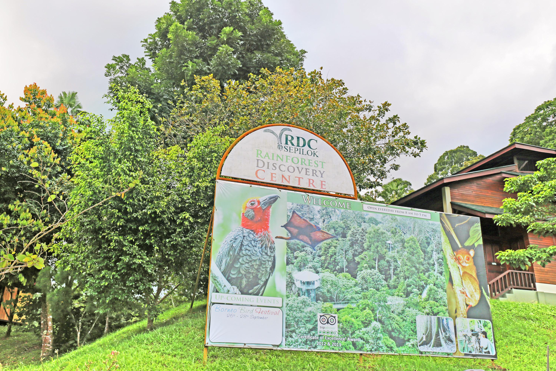 Sandakan Rainforest Discovery Centre (RDC)