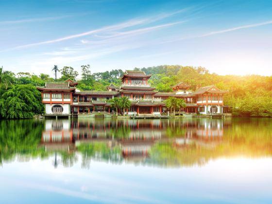 칭시우산(청수산)