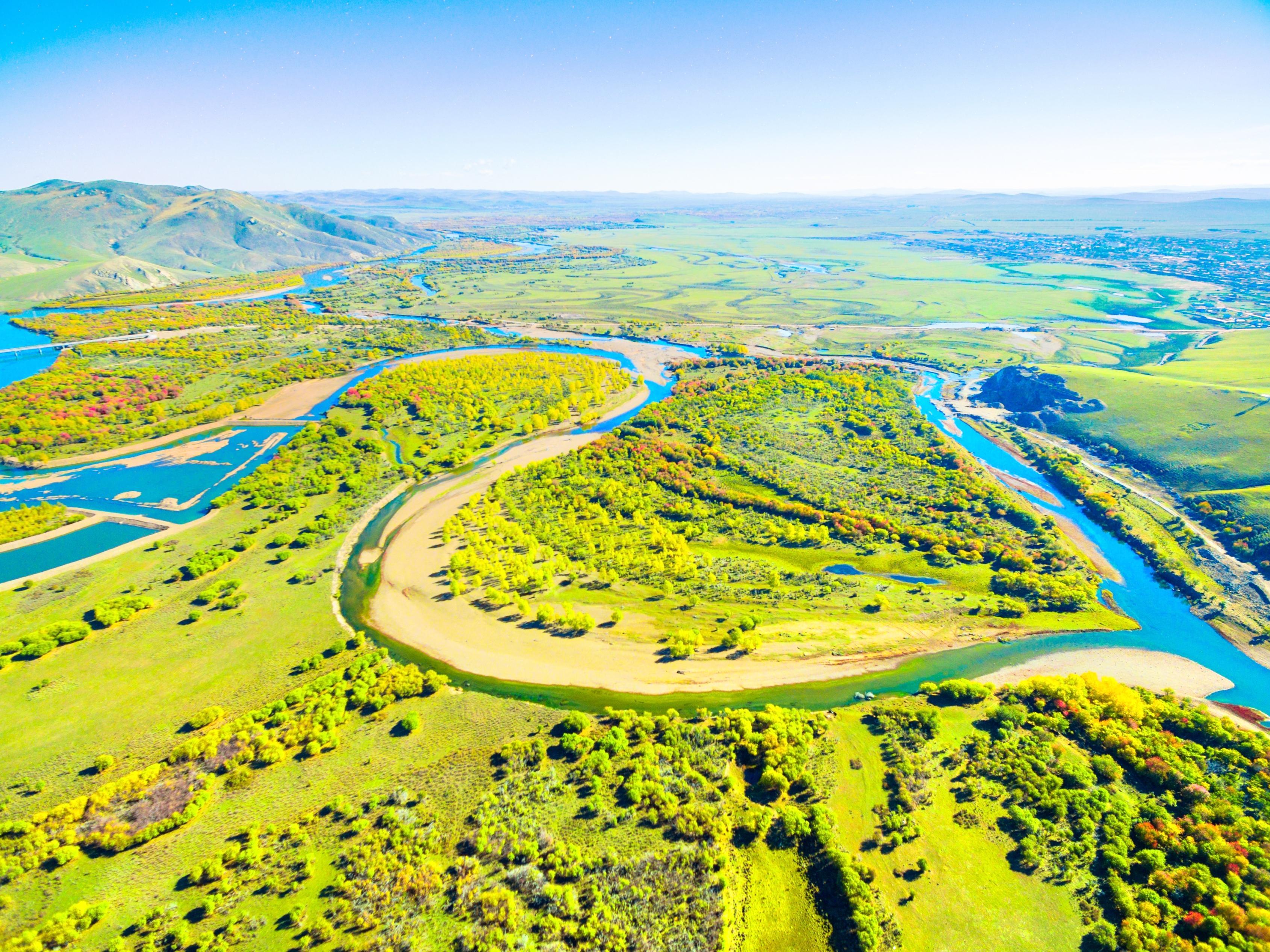 根河源國家濕地公園