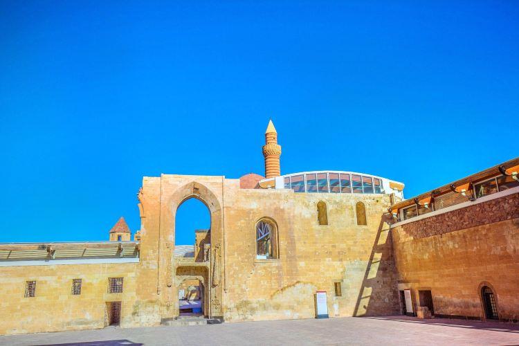 Ishak Pasa Palace/İshak Pasa Sarayı