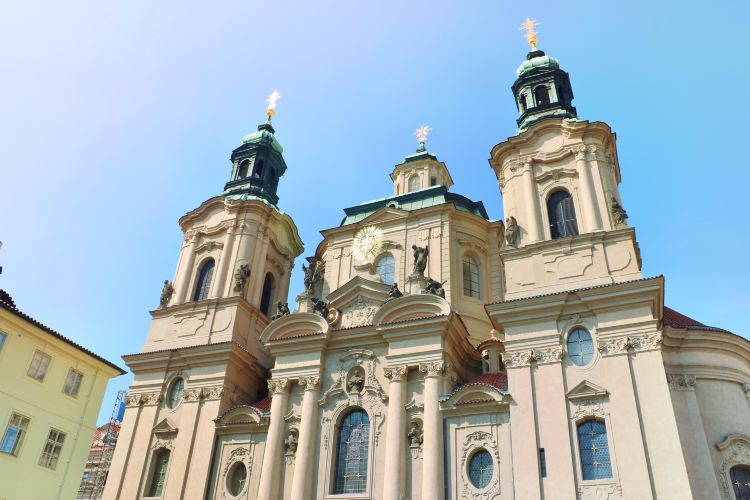 St Nicholas Church travel guidebook –must visit attractions in Prague – St  Nicholas Church nearby recommendation – Trip.com