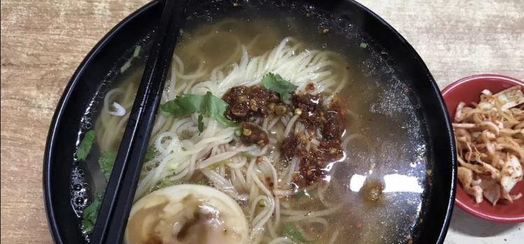朝鮮老太太冷麵館1