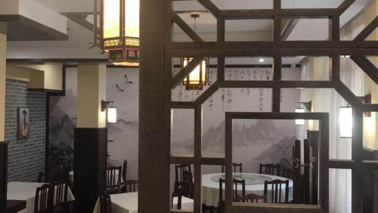 中國唐朝中餐館