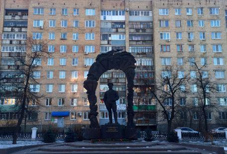 Monument to General Vasiliy Margelov