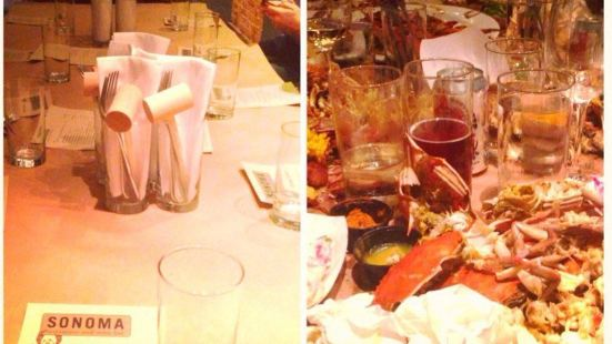 Sonoma Restaurant + Wine Bar
